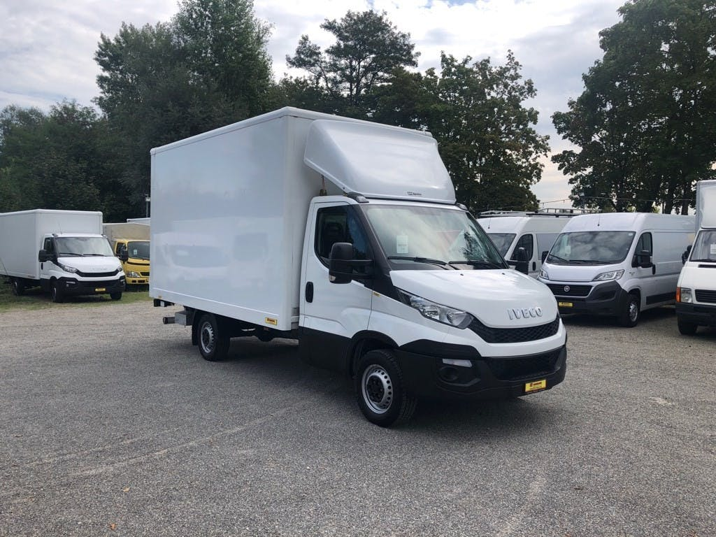 pickup Iveco Daily / Turbo Daily DAILY 35 S 13 Kasten mit Hebebühne