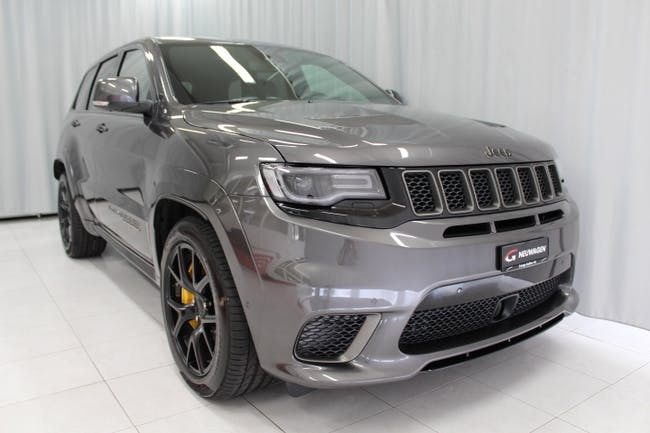 suv Jeep Grand Cherokee 6.2 V8 Trackhawk MY19
