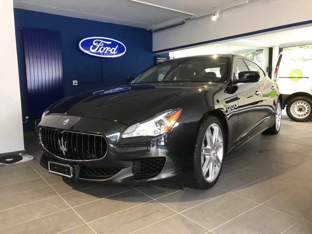 saloon Maserati Quattroporte 3.0 Turbo D V6 Automatica