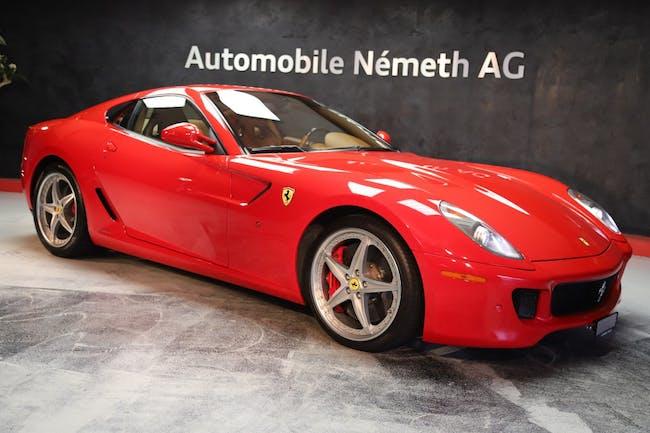 coupe Ferrari 599 GTB HGTE