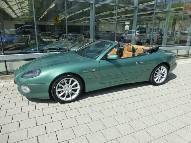 cabriolet Aston Martin DB7 Vantage Volante