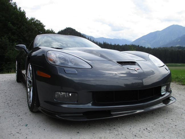coupe Chevrolet Corvette ZR1