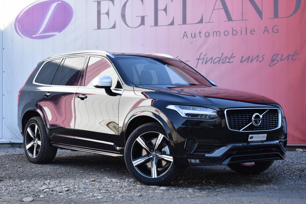 suv Volvo XC90 2.0 T6 R-Design 7P. AWD