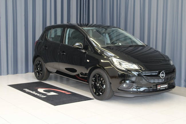 saloon Opel Corsa 1.0 Turbo eTEC Black Ed.