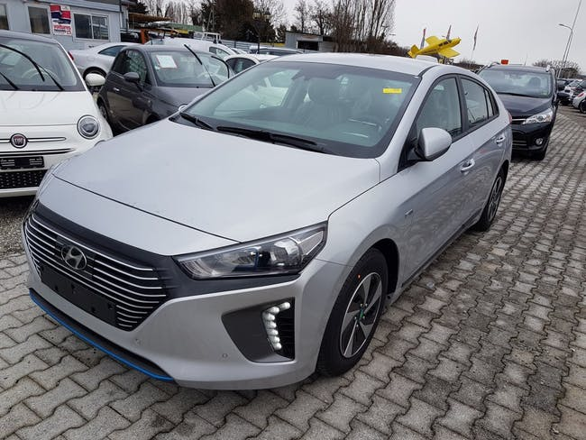 saloon Hyundai Ioniq HEV Style DCT Hybride