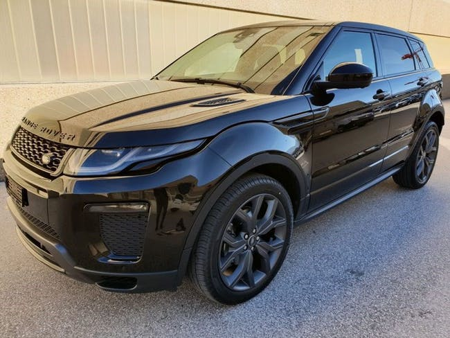 suv Land Rover Range Rover Evoque 2.0 Si4 HSE Dynamic AT9