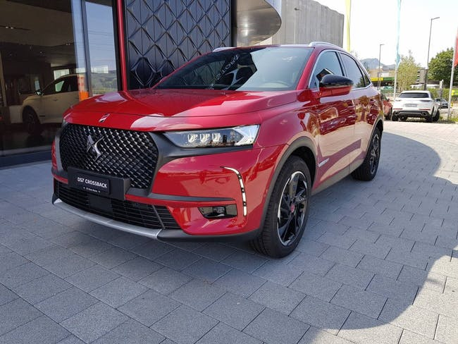suv DS Automobiles DS7 Crossback 2.0 BlueHDi 180