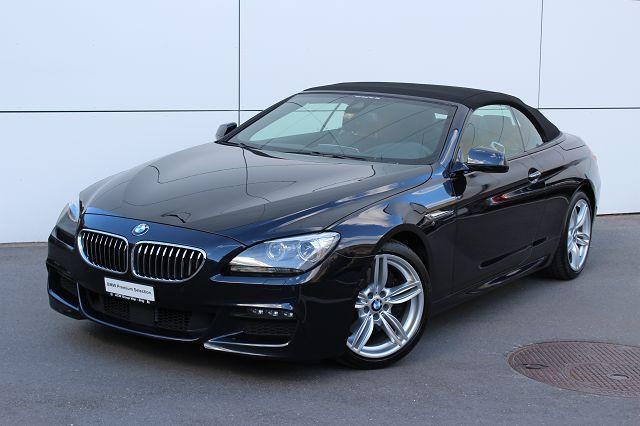 cabriolet BMW 6er 640d xDrive Cabriolet