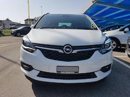 Opel Zafira 1.6T eTEC 120 Years 7'000 km 26'990 CHF - buy on carforyou.ch - 2