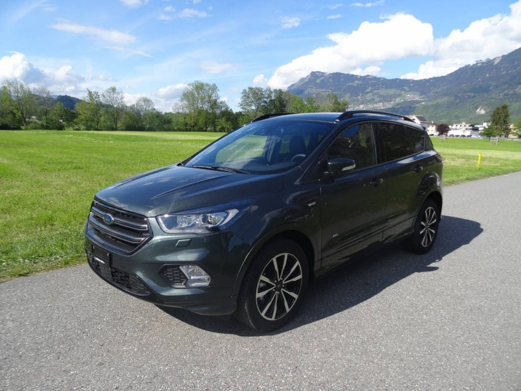 suv Ford Kuga 2.0 TDCi 180 ST-Line 4WD