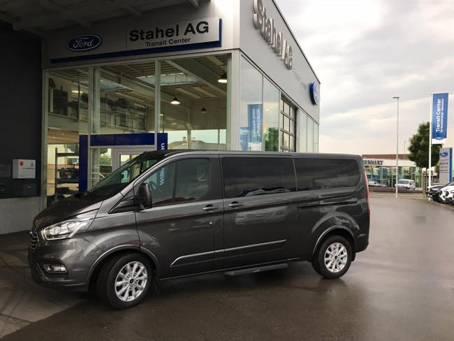 saloon Ford Tourneo Courier TOURNEO C Bus 310 L2 2.0 TDCi 130 Titanium