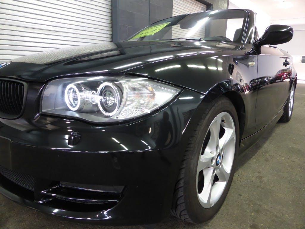 cabriolet BMW 1er 125i Cabrio Steptronic