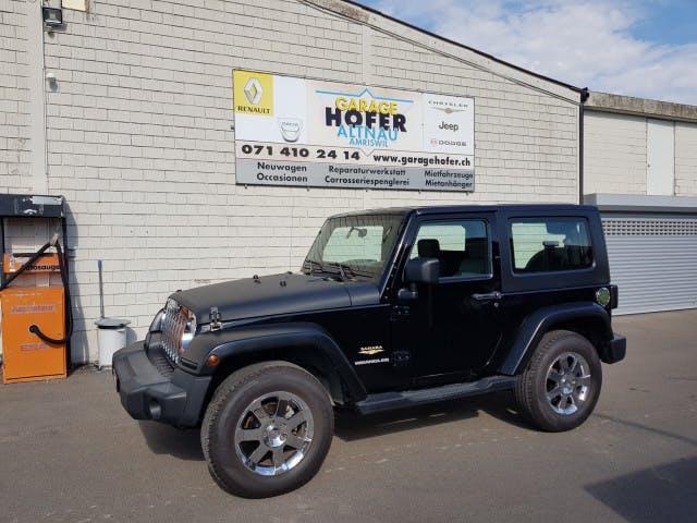suv Jeep Wrangler 3.8 Sahara