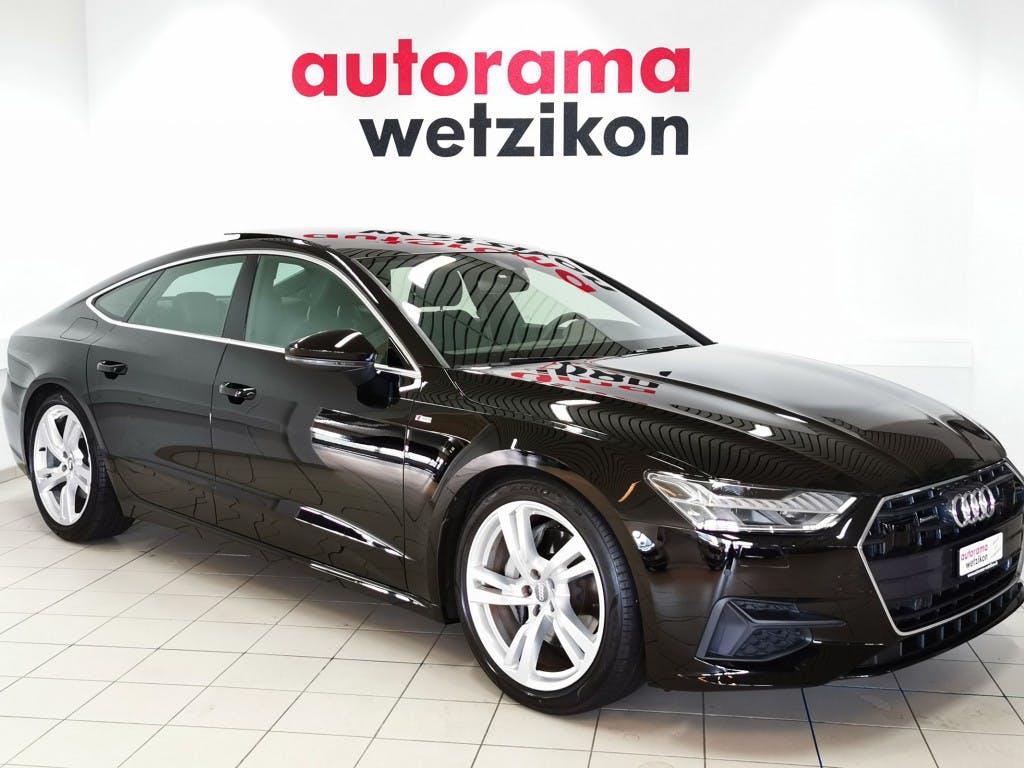 saloon Audi A7 Sportback 50 TDI quattro S-tronic