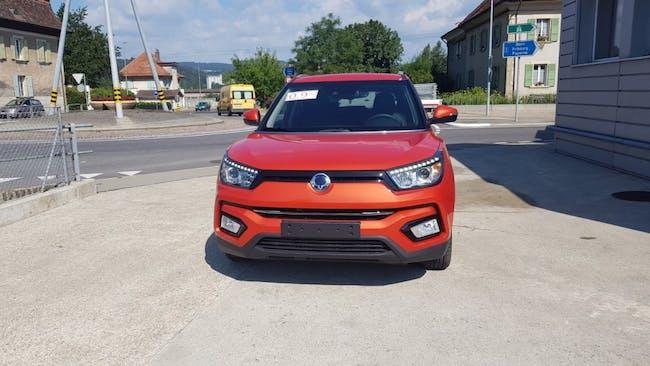 suv SsangYong Tivoli 1.6 eXDi Sapphire 4WD Automatic