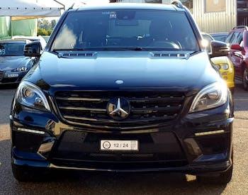 suv Mercedes-Benz M-Klasse ML 63 AMG 4Matic Speedshift