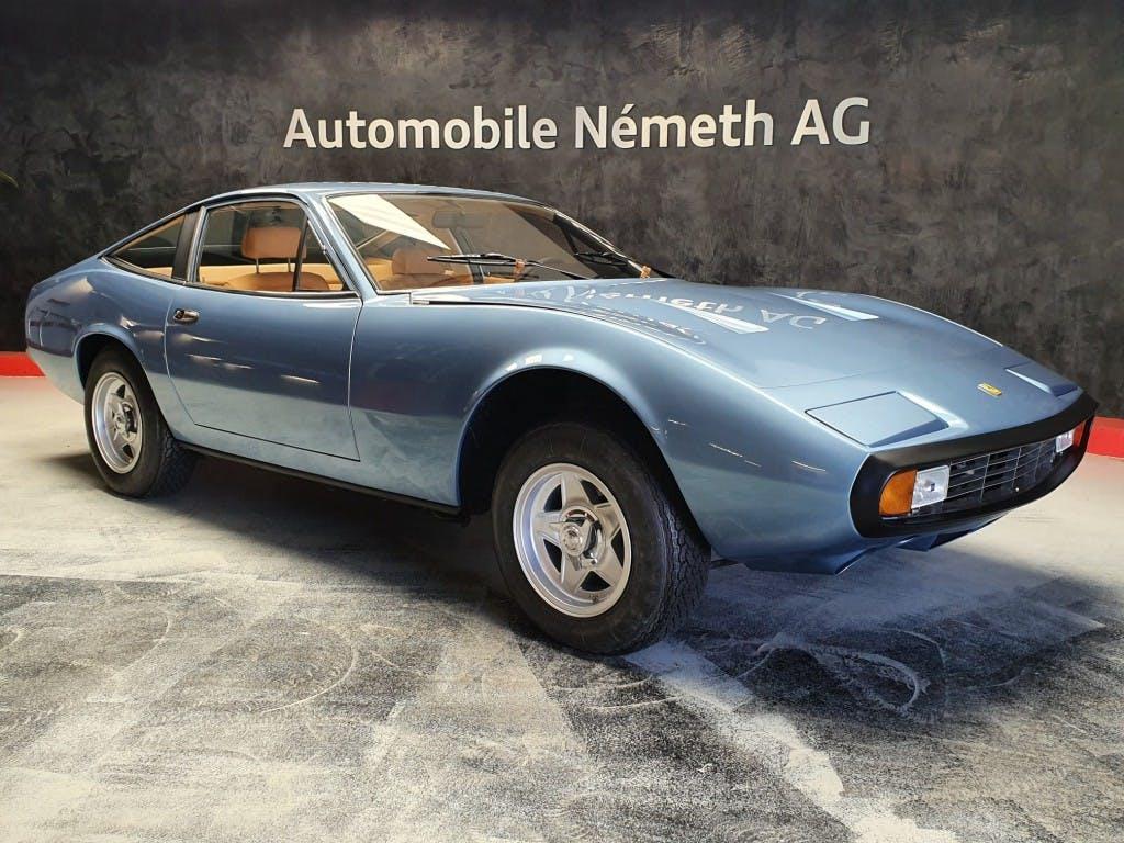 saloon Ferrari 365 GTC