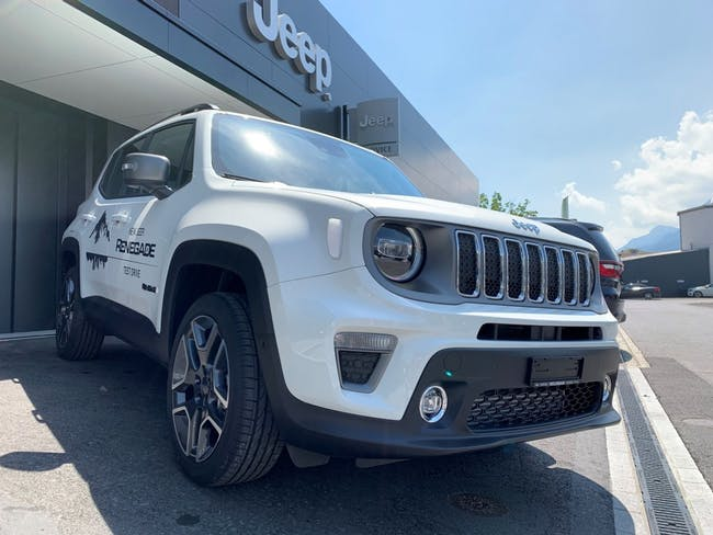 suv Jeep Renegade 2.0 CRD Limited AWD 9ATX