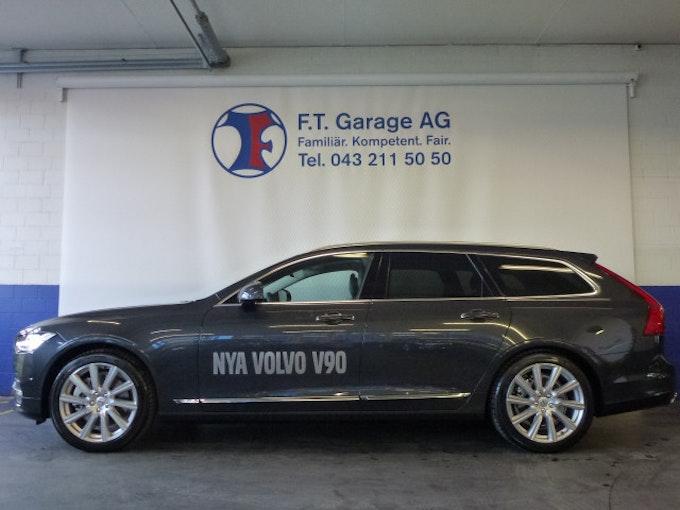 Volvo V90 D5 AWD Inscription 1'000 km CHF83'090 - kaufen auf carforyou.ch - 1