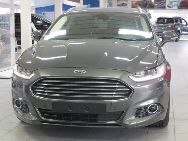 estate Ford Mondeo 2.0 TDCi Titanium AWD PowerShift