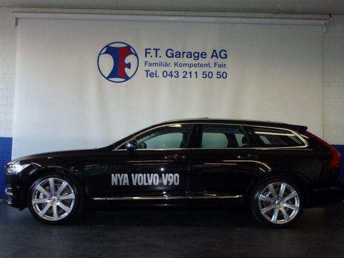 Volvo V90 D4 Inscription 6'000 km CHF74'990 - buy on carforyou.ch - 1