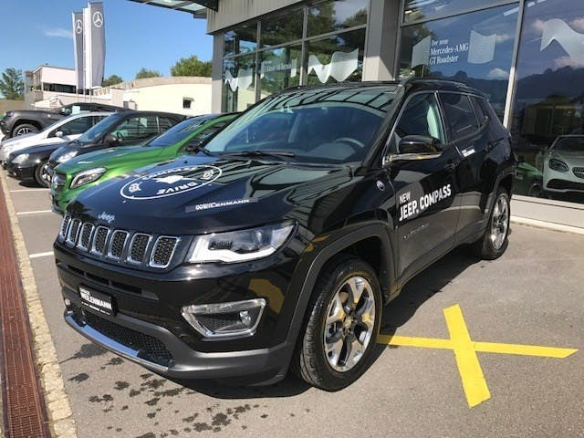 suv Jeep Compass 2.0CRD Opening Edition AWD 9ATX