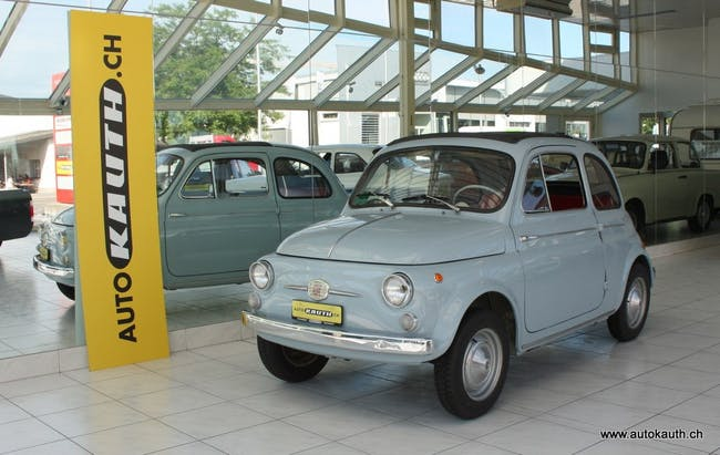 cabriolet Fiat 500 110N