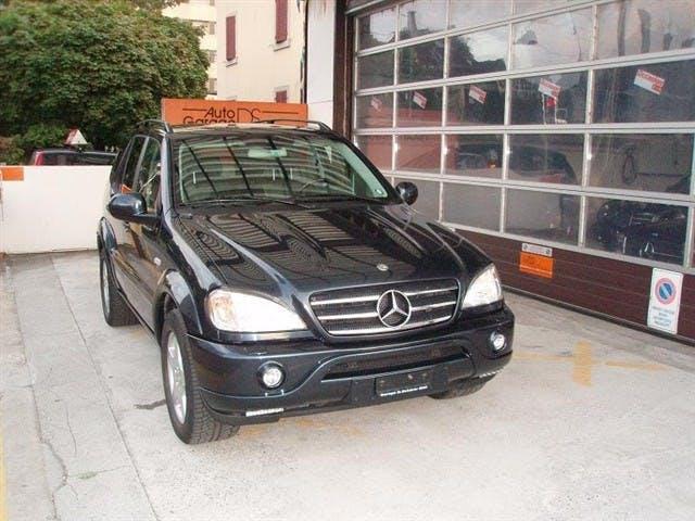 suv Mercedes-Benz M-Klasse ML 55 AMG Automatic
