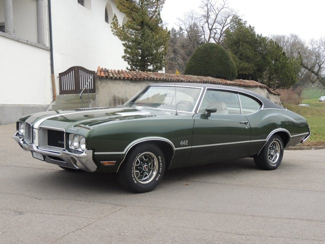 coupe Oldsmobile 442 Coupe