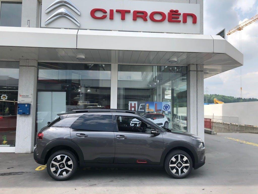 suv Citroën C4 Cactus 1.2 e-THP Shine