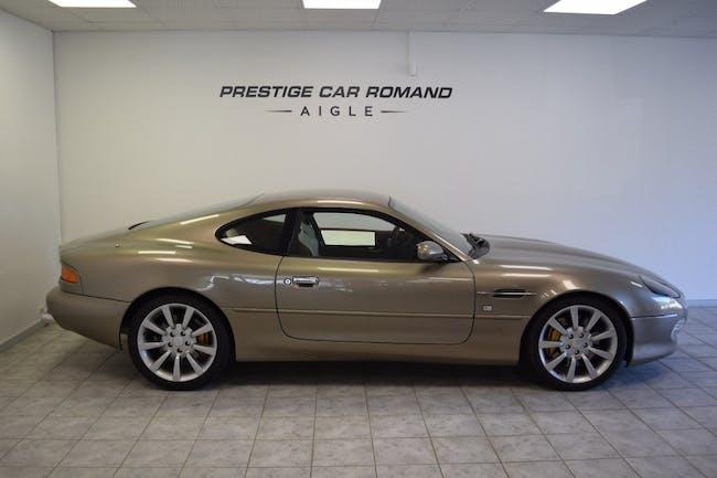 sportscar Aston Martin DB7 Vantage Lagonda Limited