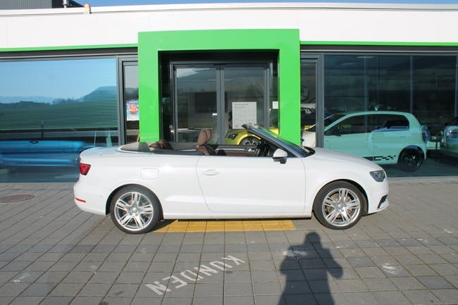 cabriolet Audi A3 Cabriolet 1.8 TFSI Ambition quattro S-tronic