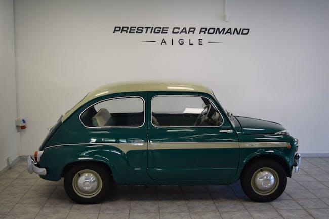 coupe Fiat 600 Scionieri