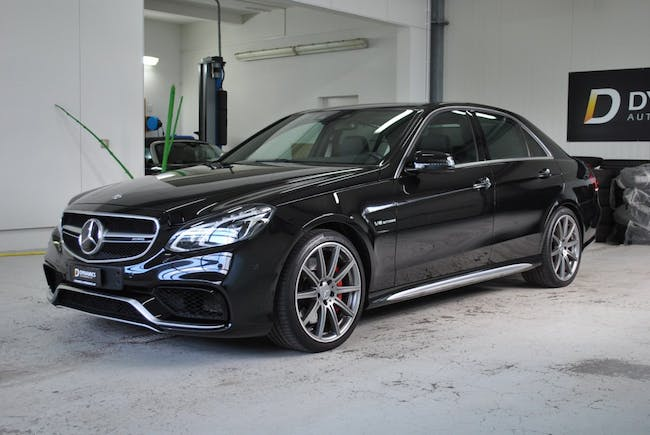 saloon Mercedes-Benz E-Klasse E 63 AMG S 4Matic Speedshift