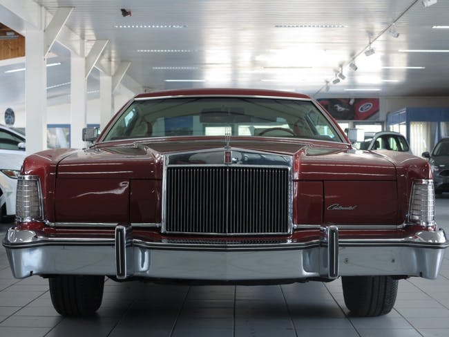 coupe Lincoln Continental Mark IV