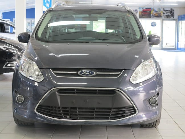 van Ford C-Max Grand 1.6 TDCi Carving