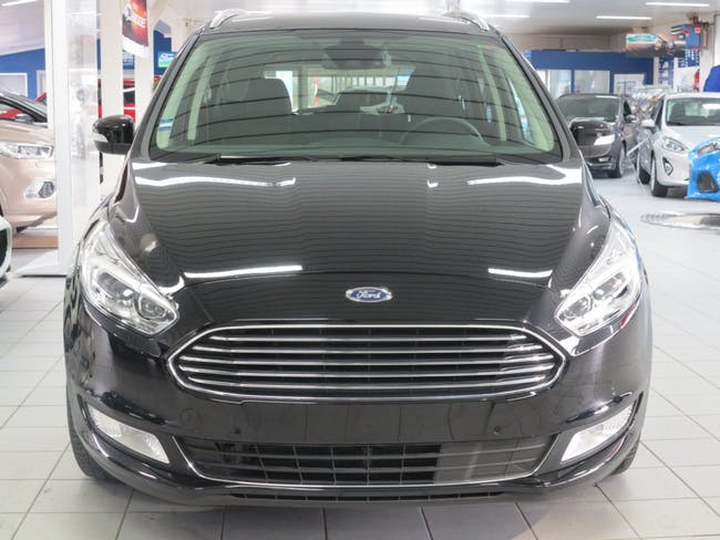 van Ford Galaxy 2.0 TDCi Titanium AWD PowerShift
