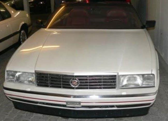 cabriolet Cadillac Allanté Convertible