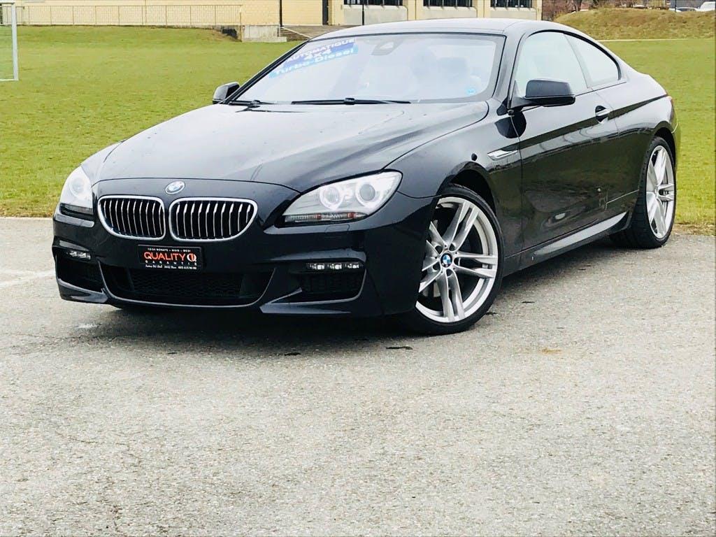 coupe BMW 6er 640d Coupé xDrive