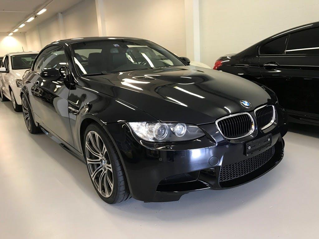 cabriolet BMW 3er M3 Cabriolet DSG