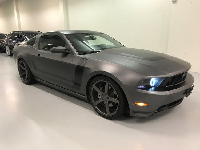 coupe Ford Mustang 5.0 GT Kompressor