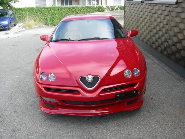 coupe Alfa Romeo GTV 2.0 TS 16V L
