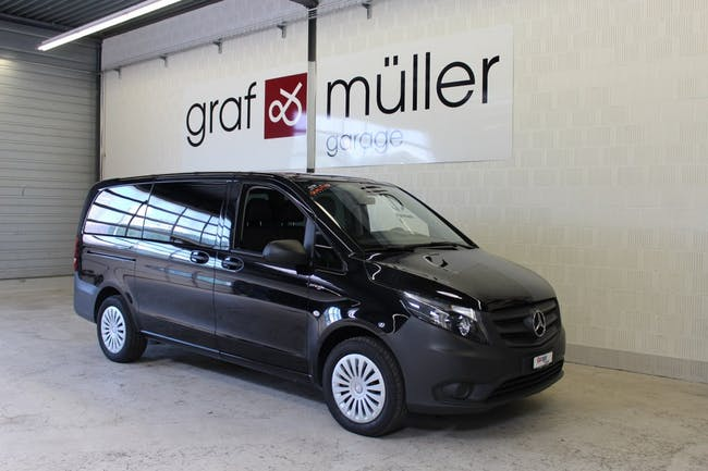 saloon Mercedes-Benz Vito 116 BlueTec Tourer Pro L 4Matic 7G-Tronic
