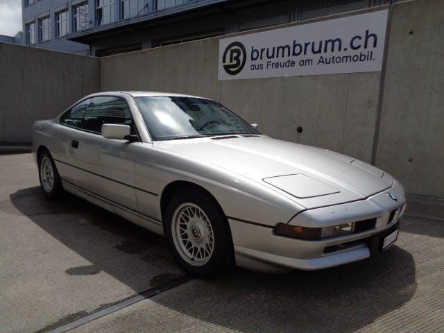 coupe BMW 8er 850 i