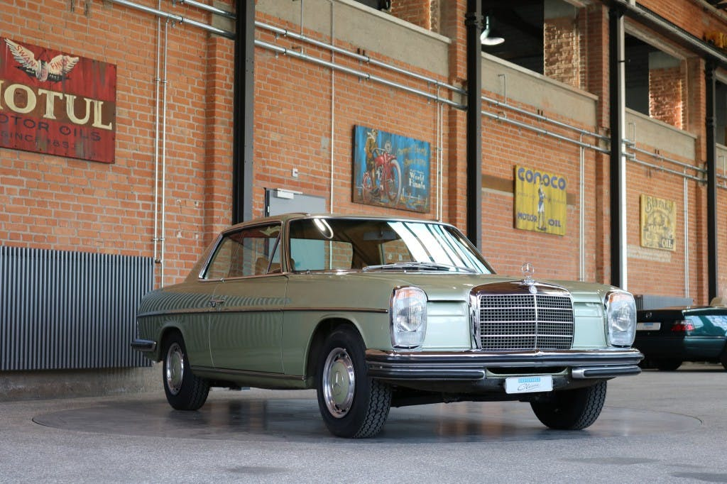 coupe Mercedes-Benz 280 CE /8