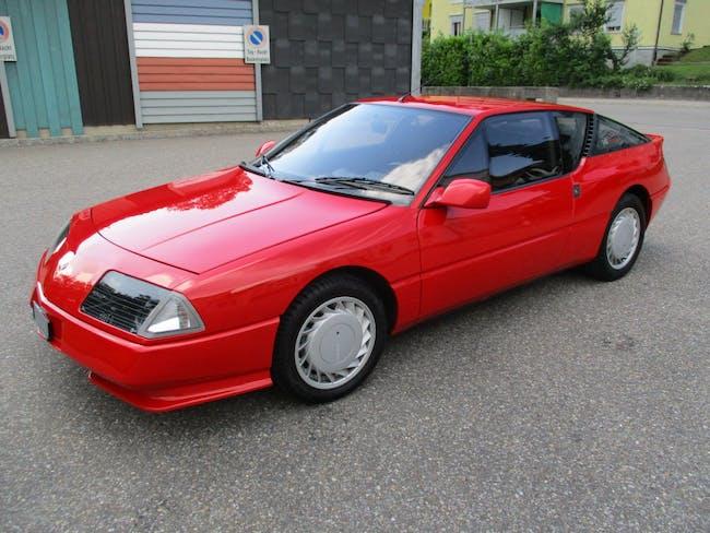 coupe Renault Alpine V6 Turbo