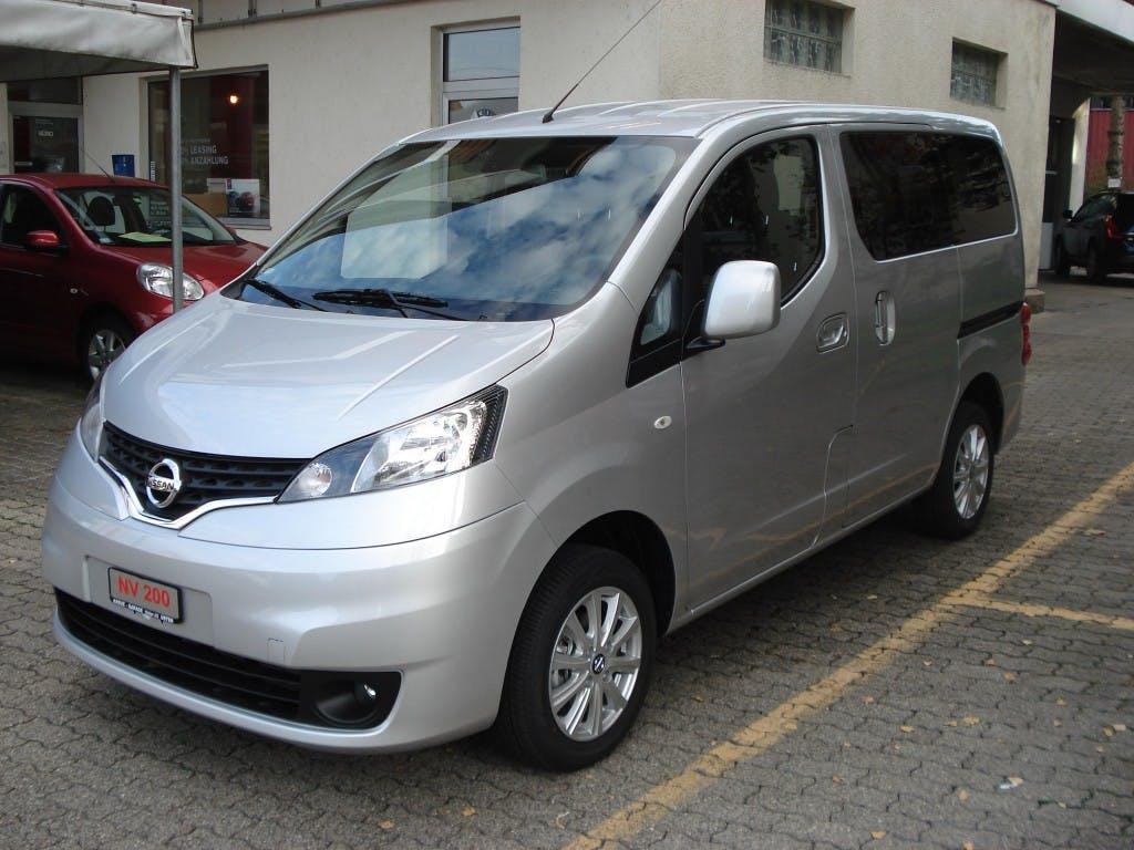 bus Nissan NV200 1.5 dCi 110 Evalia Tekna