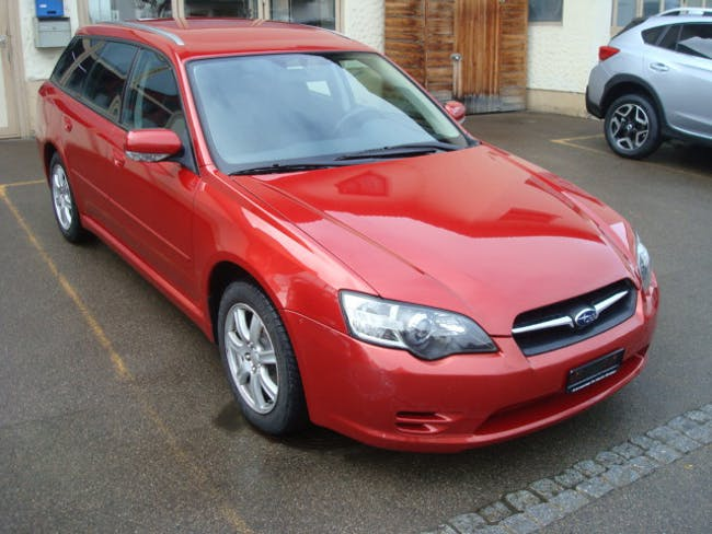 estate Subaru Legacy 2.0i AWD Swiss