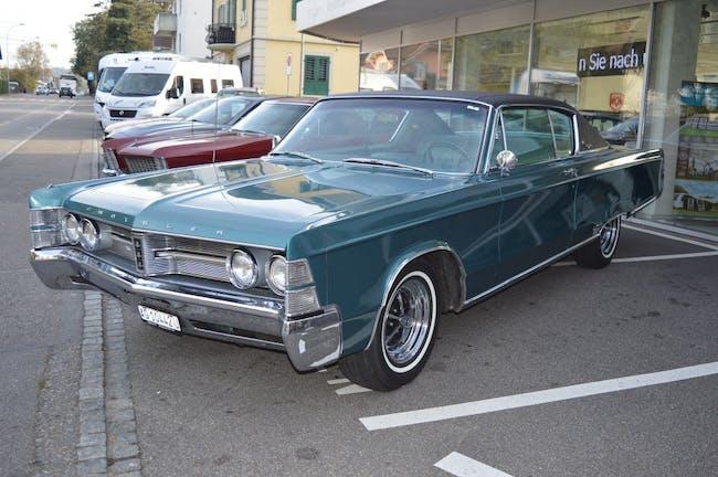 coupe Chrysler New Yorker 2 Door Hardtop