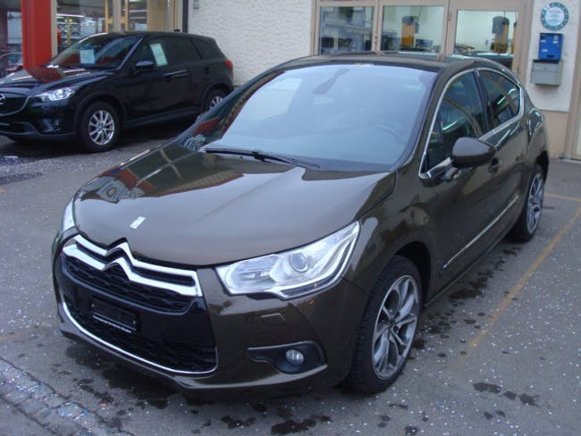 saloon DS Automobiles DS4 1.6 THP Sport Chic